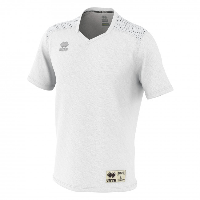 CAMISETA HEAT 3.0 MC AD BIANCO - ERREÀ