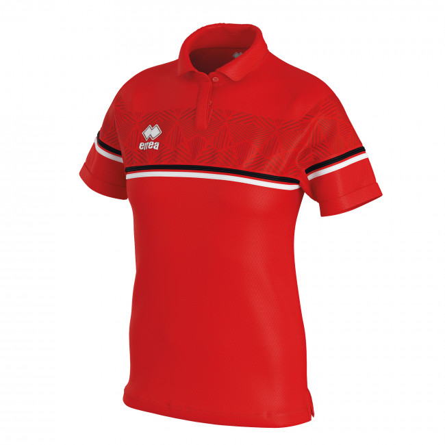 DARYA - WOMEN'S SHORT-SLEEVED POLO SHIRT JR ROS NER BIA - ERREÀ