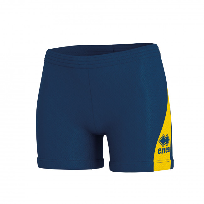AMAZON 3.0 - WOMEN'S SHORTS BLU GIALLO - ERREÀ