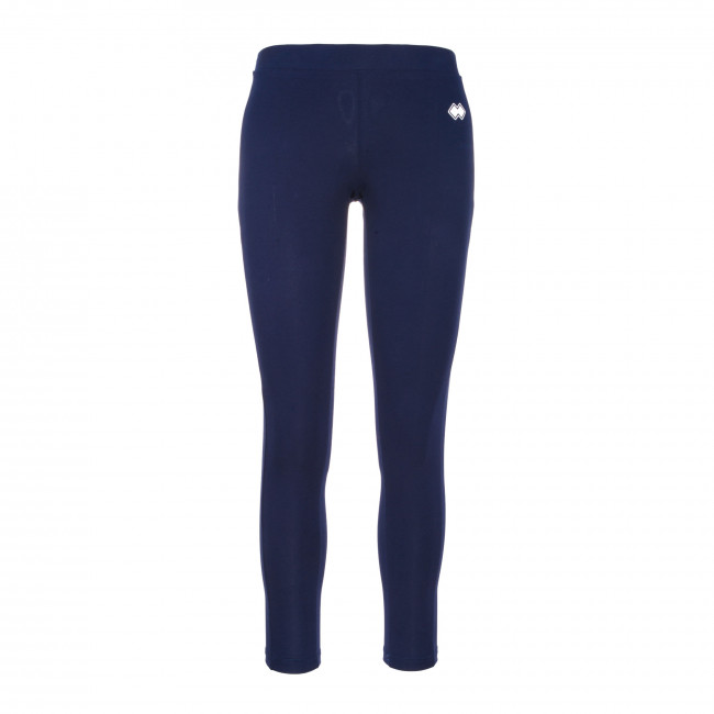 ESSENTIAL FW20/21 WOMAN LEGGINGS 007 JR BLU - REPUBLIC